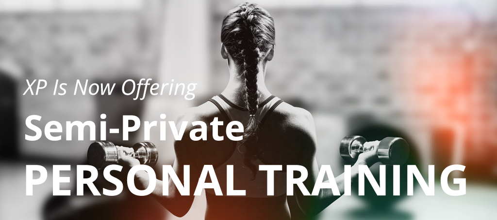 semi-private personal training for fitness and weight loss