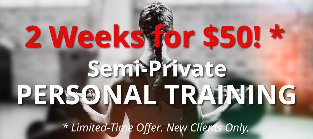 semi-private personal training