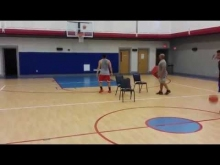 Embedded thumbnail for Russell Westbrook Contact Chair Drill